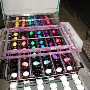 Unsere Bundesweit bekannten bunten Eier.